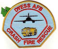 Dyess AFB Crash Fire Rescue