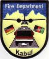 Fire Department Kabul