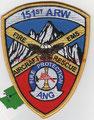 151st ARW Utah ANG ARFF, embroidered version