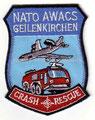 NATO AWACS Geilenkirchen, Crash Rescue