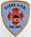 Dyess AFB Fire DEpt.