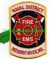 Patuxent River, Naval District Fire EMS