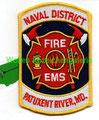 Patuxent River, Naval District Fire EMS