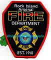 Rock Island Arsenal DoD Fire Department