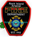 Rock Island Arsenal DoD Fire Department