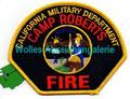 Camp Roberts FIRE