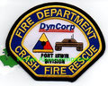 Dyncorp, Fort Irwin Division CFR