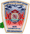USCG Elizabeth City Fire Department
