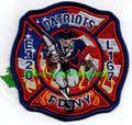 "FDNY Engine 320 Ladder 167 ""Patriots"""