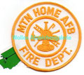 Mountain Home AFB Fire Dept.