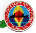 USCG Fire & Safety Detachment