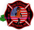 Naval Base Bethesda Engine 50
