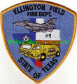 Ellington Field Fire Dept., Tail number TX004