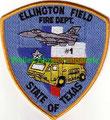 Ellington Field Fire Dept., Tail number TX004