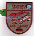 PRT Kunduz Dt. Einsatzkontingent, Bundeswehrfeuerwehr