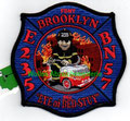 "FDNY Engine 235 Battalion 57 ""Eye of Bed-Stuy"""