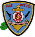 AUTEC (Atlantic Undersea Test and Evaluation Center) Fire Rescue Andros Island