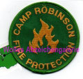 Camp Robinson Fire Protection
