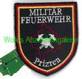 Prizren Militär Feuerwehr