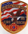 Nevada Test Site Fire Rescue