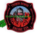 Engine 224 Brooklyn Heights Trench Dawgs
