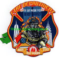 City of New York Fire Dept., 150 years