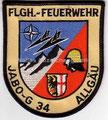 Fliegerhorstfeuerwehr JaboG 34 Memmingen