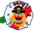 USCG Cape May FD, A shift