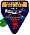 Altus AFB Fire Dept.