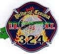 "FDNY Engine 324 ""Pride of Corona"""
