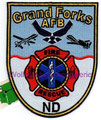 Grand Forks AFB Fire Rescue