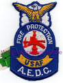 AEDC USAF Fire Protection, Arnold AFB Engineering Development Complex