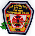 Shepherd Field CFR, 167 AG