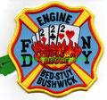"""FDNY Engine 222 """"Triple Deuce"""""""
