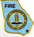 Kings Bay Georgia Naval Submarine Base FD