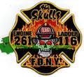 "FDNY Engine 261 / Ladder 116 ""The Skulls"""