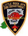 Little Rock AFB Fire Department CFR