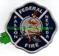 NAS Fallon Federal Fire Nevada