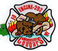 "FDNY Engine 292 ""Woodside Cougars"""