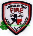 Laughlin AFB FD Junior Firefighter