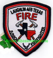 Laughlin AFB FD Junior Firefighter
