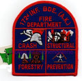 172nd Inf. Bde. Fire Dept.