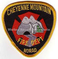 NORAD Cheyenne Mountain Fire Dept.