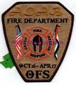 Al Dhafra AB Oct 16 - Apr 17