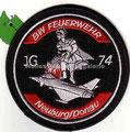 Fliegerhorstfeuerwehr JG 74 Neuburg/Donau