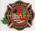 Camp Marmal/Camp Pratt Mazar-e Sharif ISAF Fire Dept.