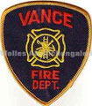 Vance Fire Dept.
