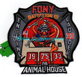 "FDNY Engine 75 Ladder 33 Battalion 39 ""The Animal House"""