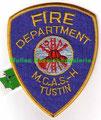 Tustin MCAS Fire Department