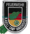 Camp Warehouse Kabul, Bundeswehrfeuerwehr